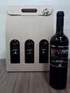 Confezione regalo con 6 bottiglie di Vino Monterosa di Fiego Rosso